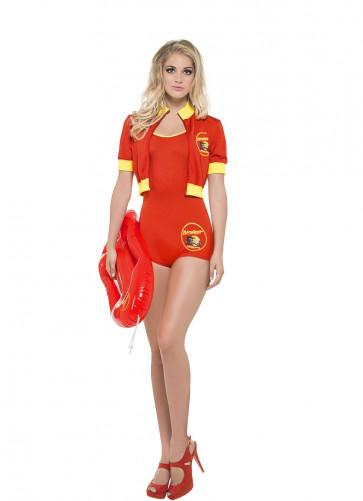 Baywatch Lifeguard (Pamela) Costume