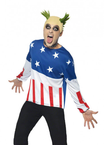 Party Starter - Keith Flint - Prodigy Costume
