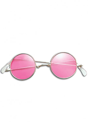 Glasses - Penny Pink