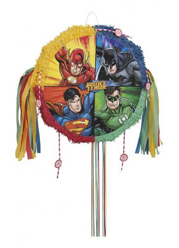 Pinata – Superhero Justice League – Break-Open – 48cm