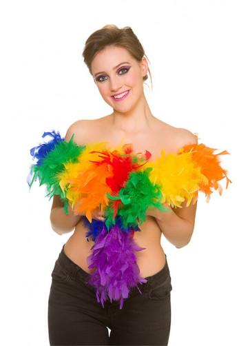 Pride Rainbow Boa