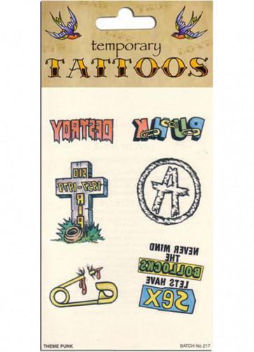 Punk Tattoos