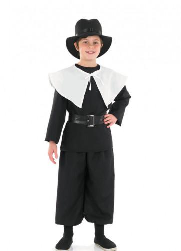 Puritan (Amish) Boy Costume