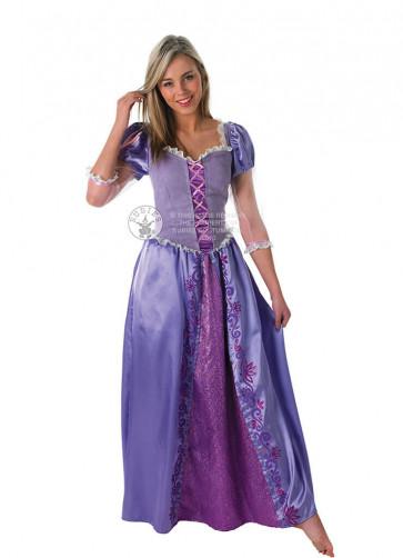 Princess Rapunzel (Ladies) Costume