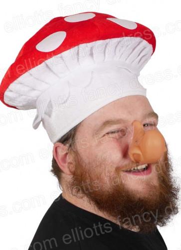 Mushroom - Toadstool Hat