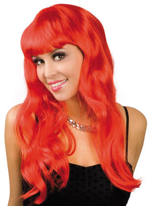 Chique Wig Red