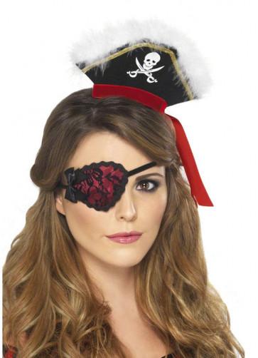 Pirate Eyepatch - Lace