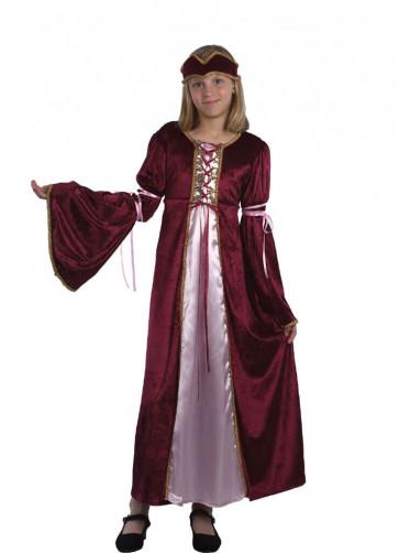 Renaissance Princess (Deep Pink) Forbidden-Lovers Costume