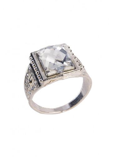 Elegant Rhinestone Ring