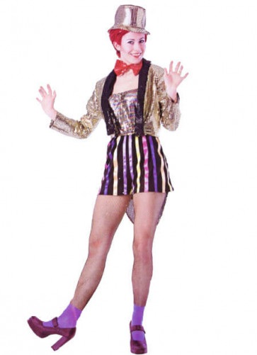 Rocky Horror Show Columbia Costume
