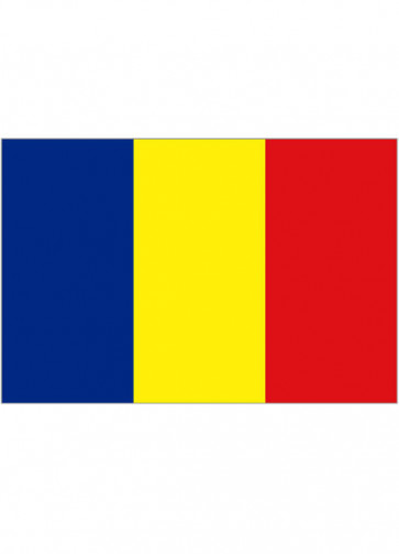 Romania Flag 5x3
