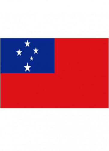 Samoa Flag 5x3