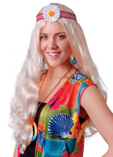 San Francisco - Blonde Hippy Wig