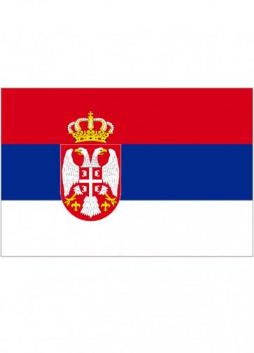 Serbia Flag 5x3