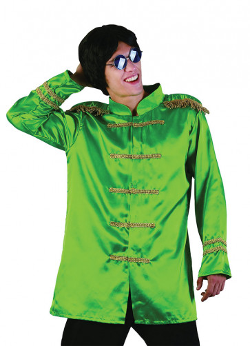 Sergeant Pepper Jacket Green - Beatles