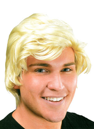 Side Parting Blonde Wig (Donald Trump)