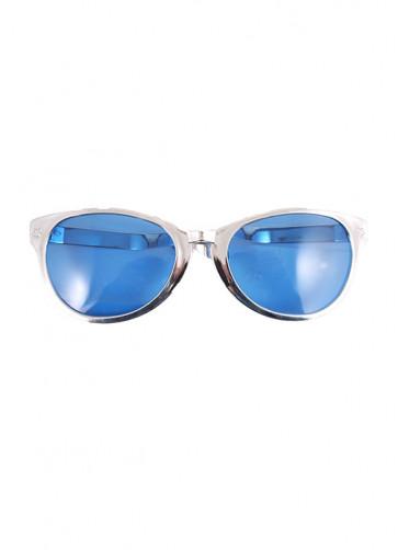 Giant Sunglasses (Silver)