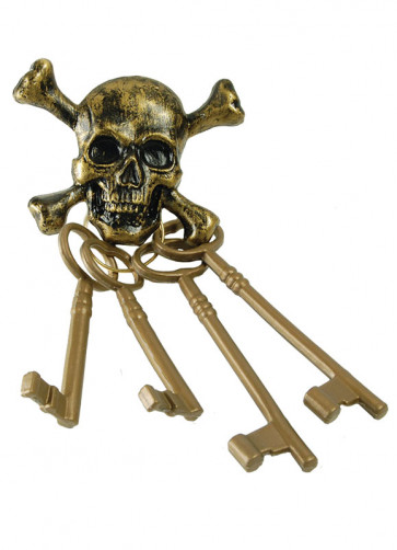 Pirate Skeleton Keys