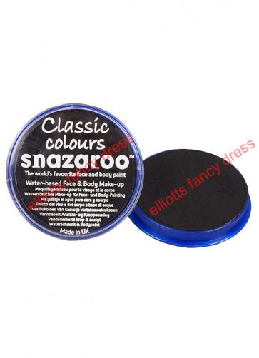 Snazaroo Black Face Paint - Classic 18ml