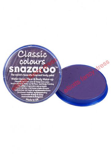 Snazaroo Purple Face Paint - Classic 18ml
