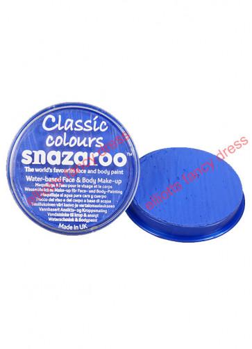 Snazaroo Sky Blue Face Paint - Classic 18ml