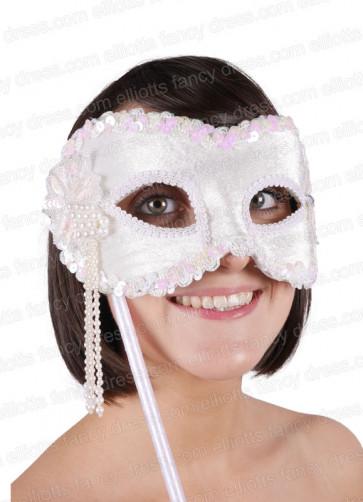 Snow Drop Eye Mask