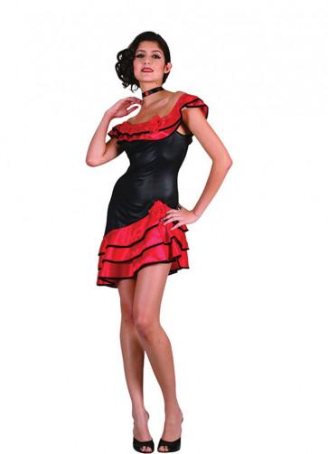 Spanish Lady (Short) Costume