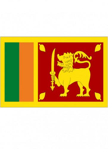 Sri Lanka Flag 5x3