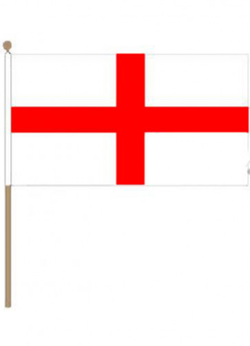 England (St George) Hand Flag