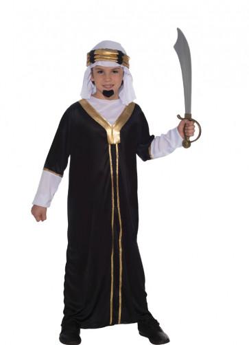 Arab Sheik Sultan Costume