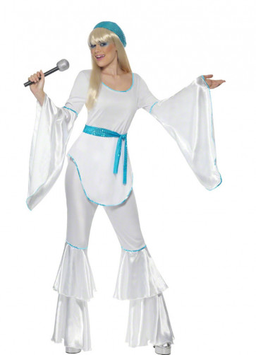 Super Trooper ABBA Costume