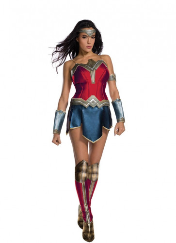 Wonder Woman Deluxe - Justice League