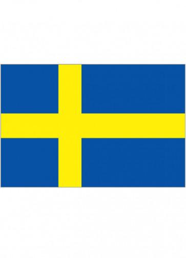 Sweden Flag 5x3