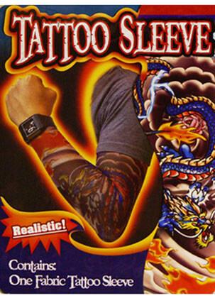 Tattoo Sleeve (Chinese Dragon)