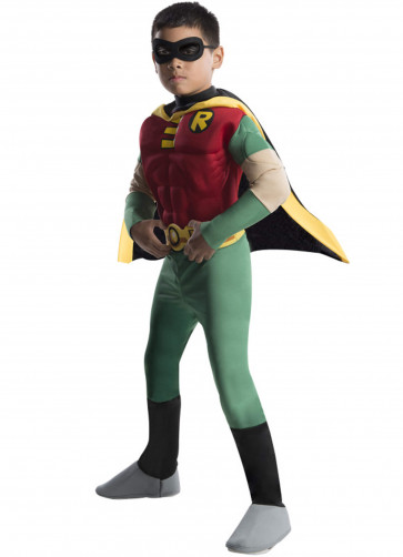 Teen Titans Robin Deluxe Costume