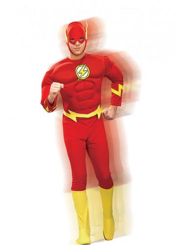 The Flash Superhero - Deluxe Costume