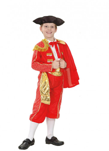 Toreador - Spanish Matador Boys Costume