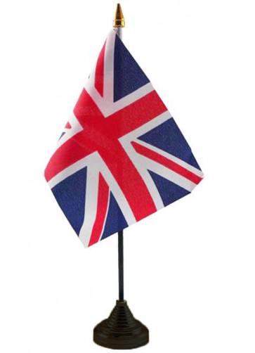 United Kingdom - Union Jack Table Flag