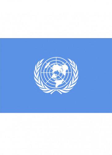 United Nations Flag 5x3