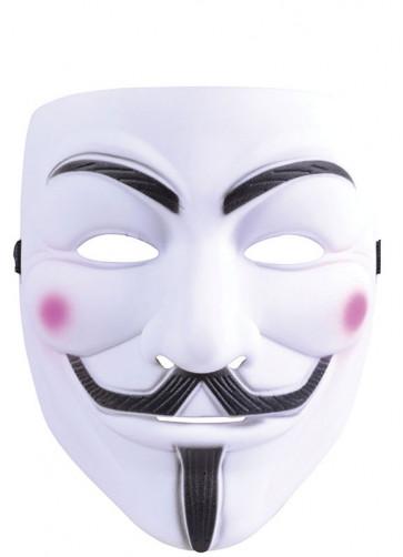 Anonymous - Hacker - Mask