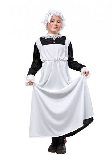 Victorian Maid - Titanic - Girls Costume