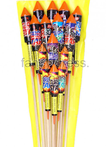 Firework (ROCKETS) Turbo Star