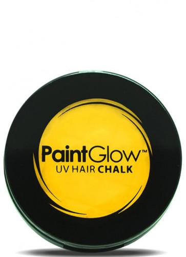 PaintGlow UV Hair Chalk (Yellow)