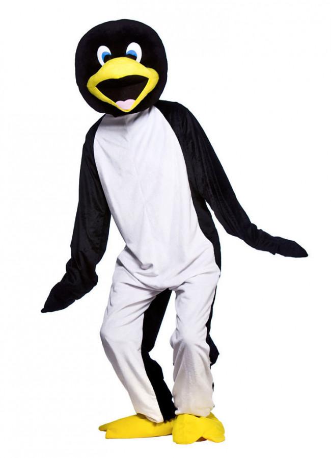 sc 1 st  Elliotts Fancy Dress & Cool Penguin Mascot Costume
