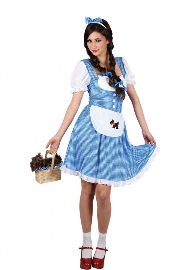 country girl dorothy costume