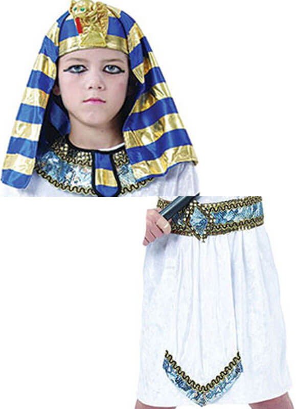 sc 1 st  Elliotts Fancy Dress & Pharaoh Costume Kit (Kids)