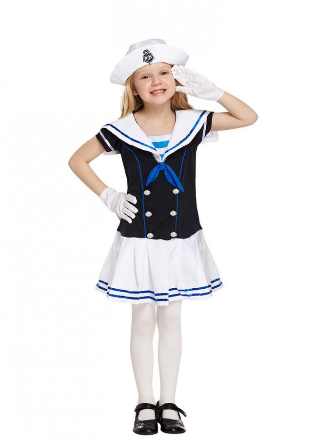 Sailor Girl Girls Costume