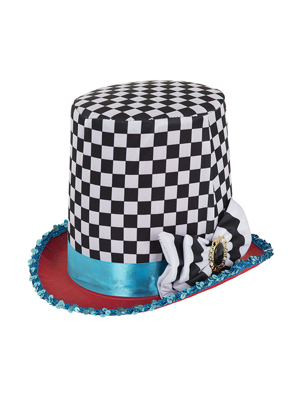 Stovepipe Mad Hatter Top Hat. Zoom 3cb119237f4