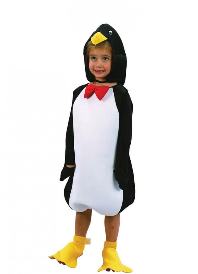 Black Ice Hair Spray >> Lil' Penguin (Toddler) Costume