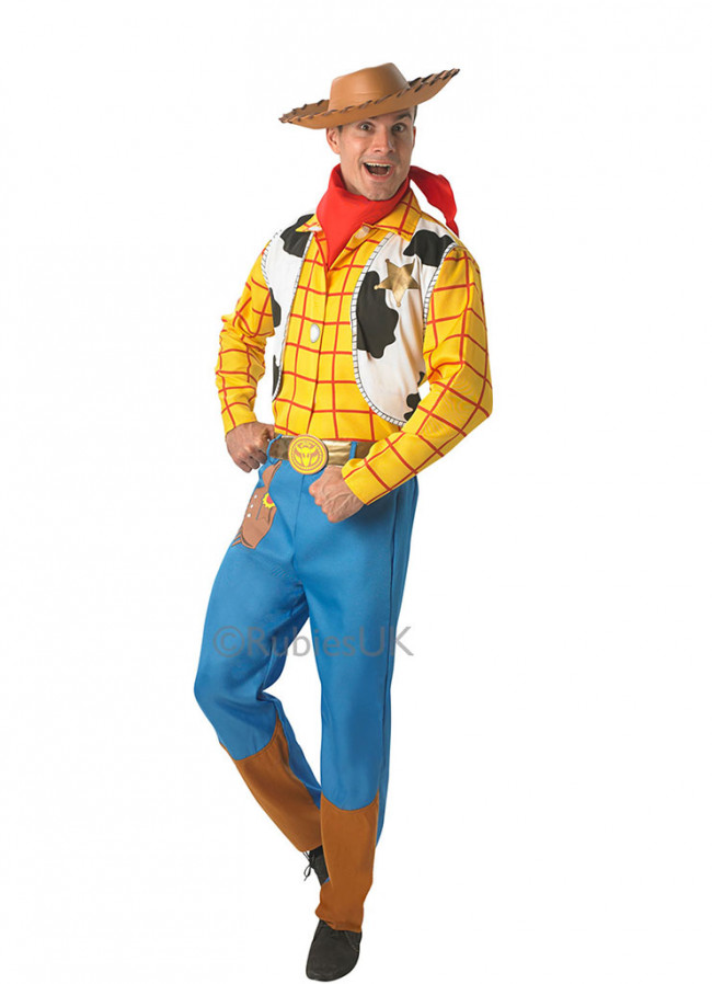 Toy Story Woody Mens Costume